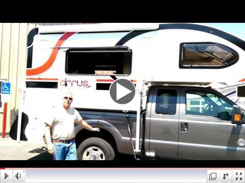 Truck Camper Warehouse Ford F350 Truck Demo