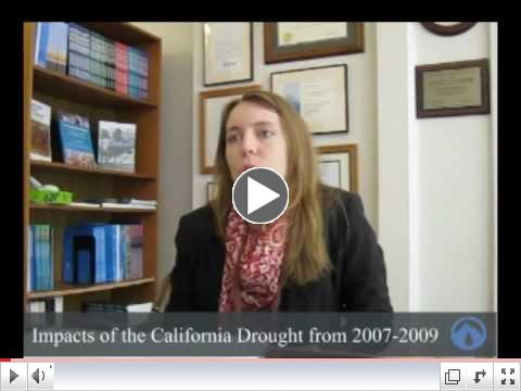 Impacts of the California Drought from 2007-2009