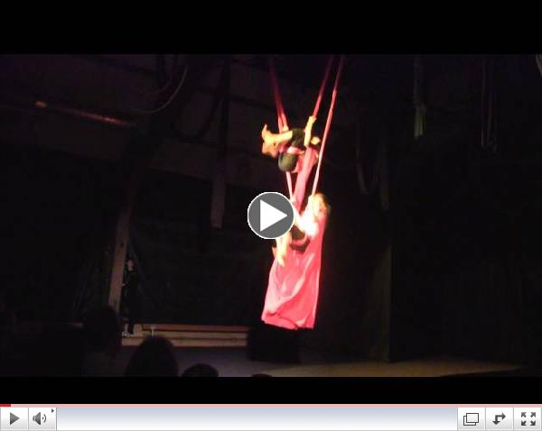 Circus in Progress Spring 2013 trailer