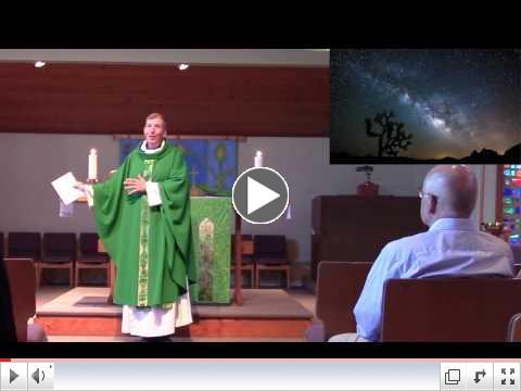Pr. Steve's Sermon: Seeing the Stars