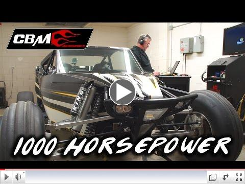 CBM Motorsports | 428ci Twin Turbo 1000HP