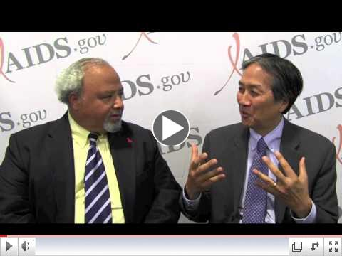 Conversations from AIDS 2012 - Ambassador Eric Goosby
