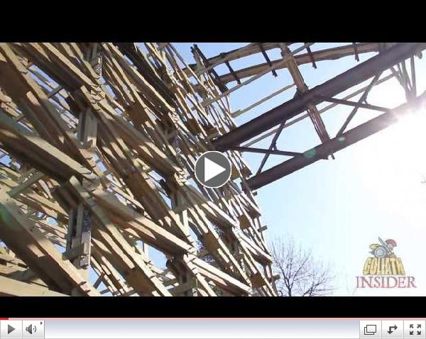 See Goliath In Action March 14, 2014