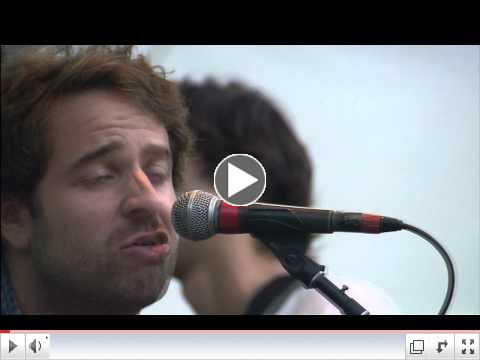 Dawes - If I Wanted Someone @ Lollapalooza 2012
