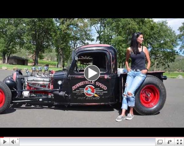 Real Hot Rod Girl Video - CLICK to view