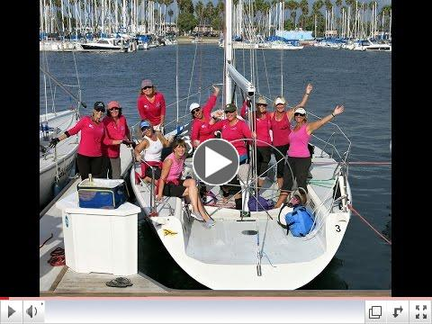 WSA-OC Women's Sailing Association - Orange County 2015 Highlights