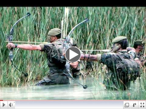 Ballard of the Green Berets - SSGT Barry Sadler