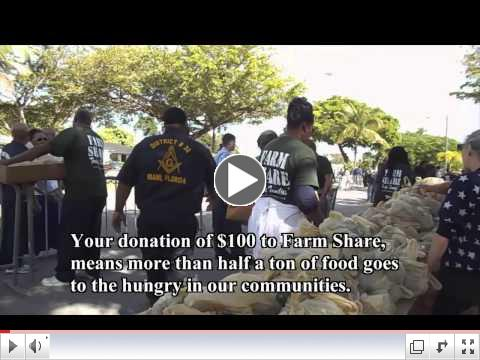 Our Farm Share Commercial - Text 2 Donate