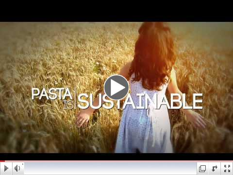 Pasta is Good for the Environment