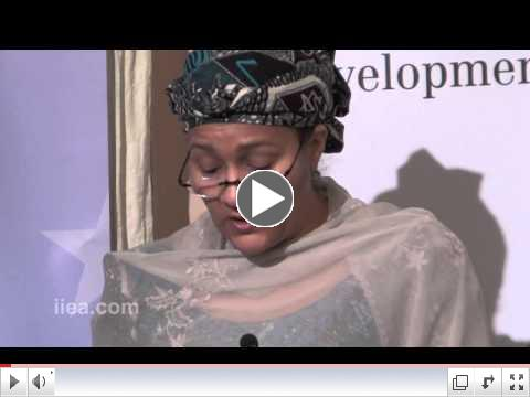 Amina Mohammed - 2015 - An Opportunity to Chart a New Sustainable Development Agenda