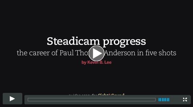 The Career of Paul Thomas Anderson in Five Shots