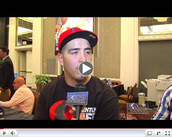 Brandon Rios gives his prediction on Pacquiao-Marquez4 and tells us what's next for him.