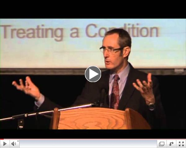 Dr. Hasick @CCSVI Conference