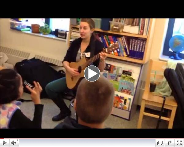 Music Therapy Singing