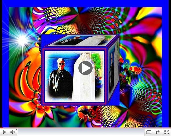 Multidimensionality- Simultaneous Time - Crystalline Aura