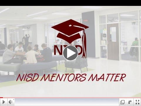 Be a mentor in NISD!