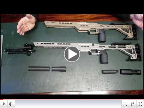 Masterpiece Arms MPA Hybrid Chassis