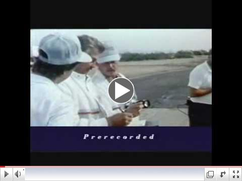 Oldsmobile Test w/ AJ Foyt