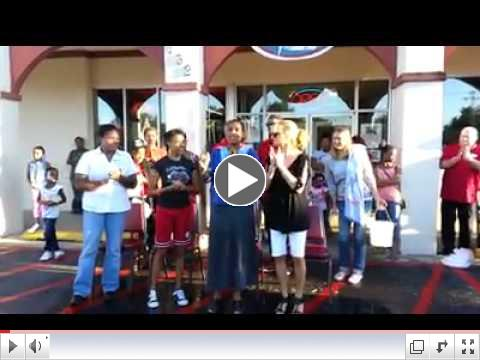 Denise Crosby and Rogers Family Take ALS Ice Bucket Challenge