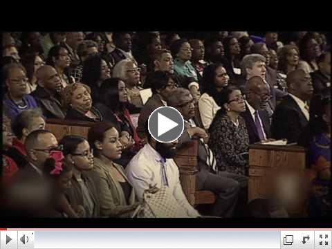 Rise Up - Royce Mann at Ebenezer honouring MLK 2017