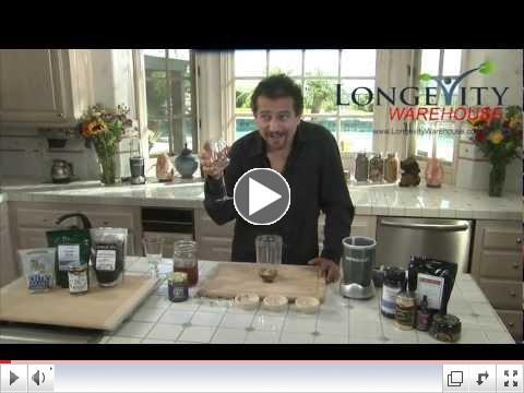David Wolfe's Secret Tea Technology