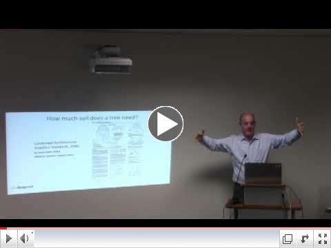 9/20 Info BBQ presentation on Green Infrastructure