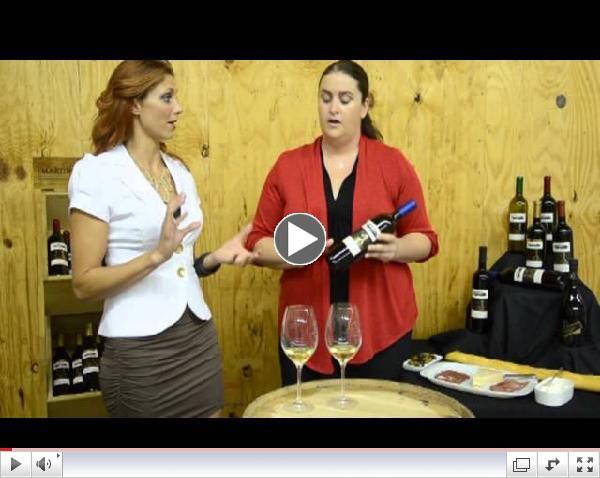 Wine Spotlight: Martin Ulisse Malvasia