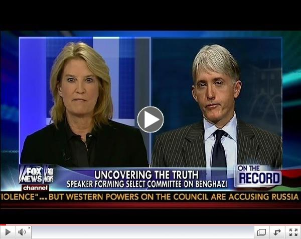 Uncovering the Truth of Benghazi Scandal with Trey Gowdy