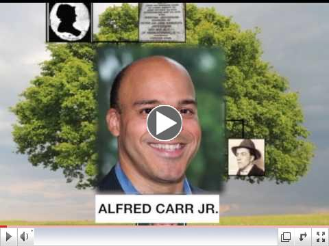 Delegate Al Carr's family history