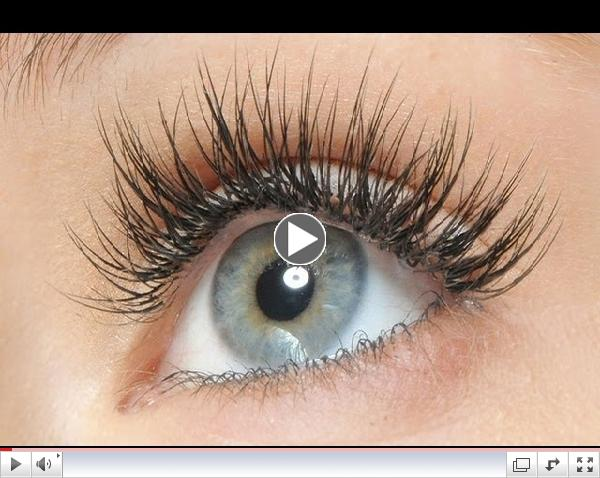 Eyelash Extension Tutorial