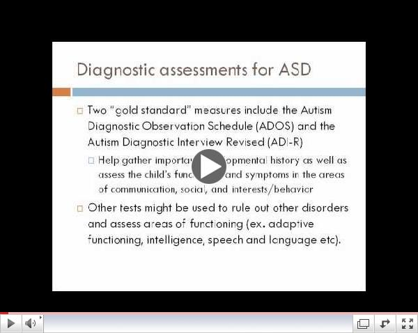 Webinar: A Parent's Guide To Assessment Part 1, March 5th 2013