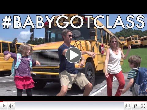 Back to School Parody
