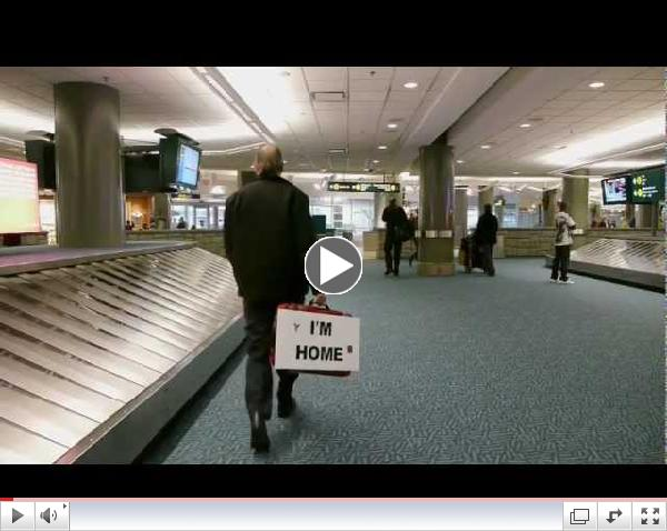 Air Canada Christmas Music Video