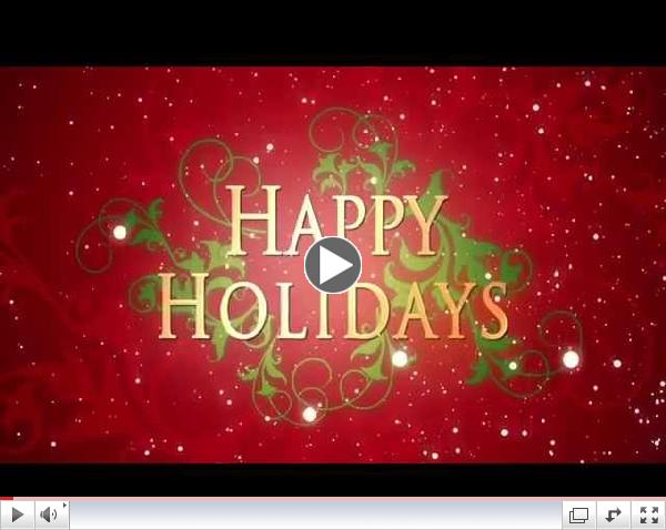 Happy Holidays from the UNLV Division of Educational Outreach