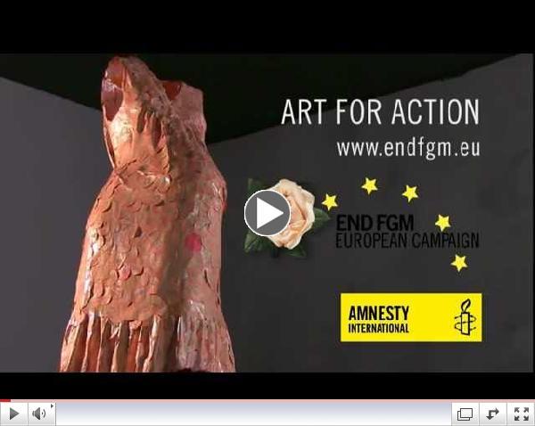 It's time to end female genital mutilation - Amnesty International
