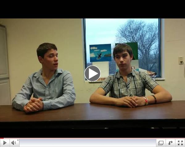 Hillel Academy Weather Report, Thursday, November 20