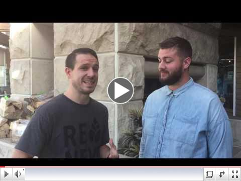 Update from Pastor Wade and Pastor Andrew