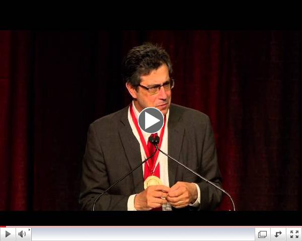 Howard Bauchner Alumni Award 2014 Presentation