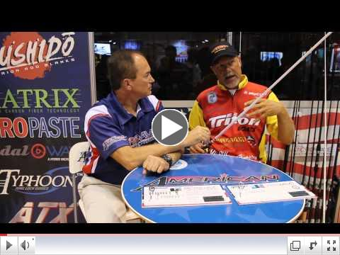 Joe Meehan interviews Boyd Duckett at ICAST 2014