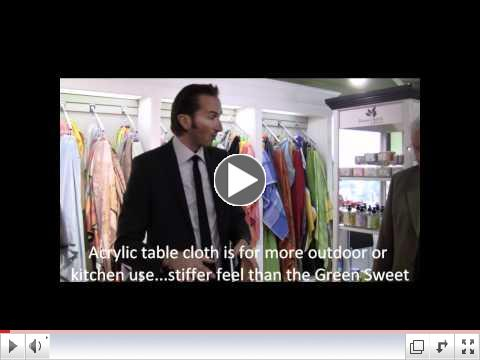 Garnier Thiebaut Introduces Green Sweet