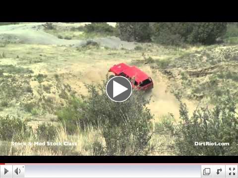 2012 Dirt Riot Colorado Springs Mountain Series 2