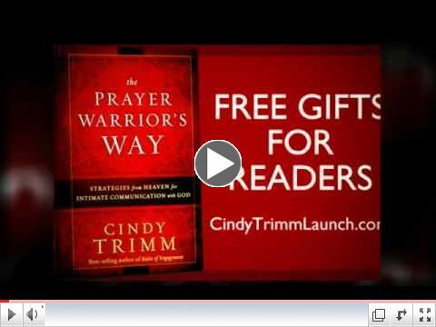 Prayer Warrior's Way Book Trailer