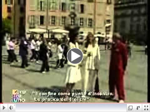 World Tai Chi & Qigong Day - Tai Chi and Qigong Mondo Giorno Covered by National Italian Media