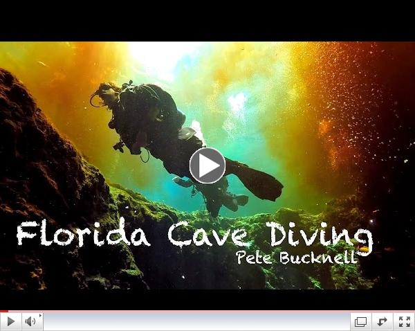 Diving Florida's Caves