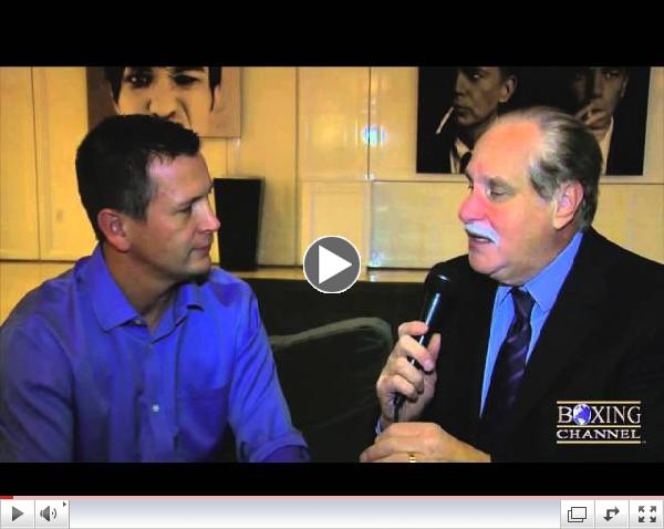 Al Bernstein chats with Las Vegas Hard Rock Hotel's COO Jody Lake