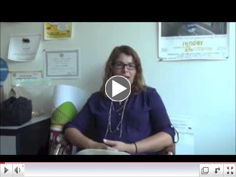 UHS Staff Highlight: Sarah Gamble, Ph.D., Tang Tip for Students