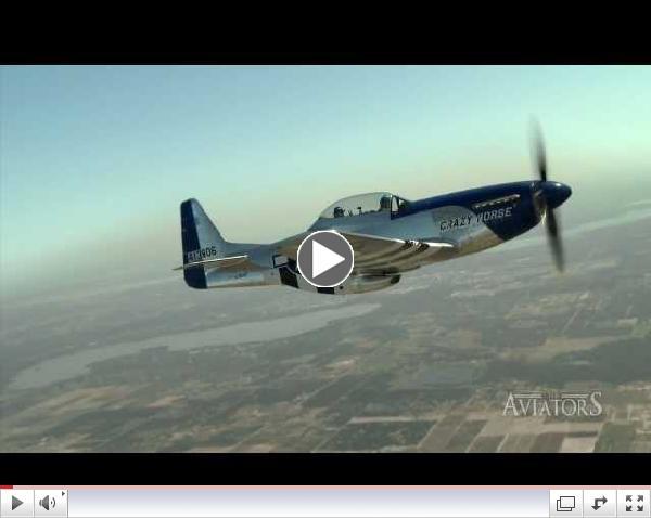 P-51 Break (Click to Play)