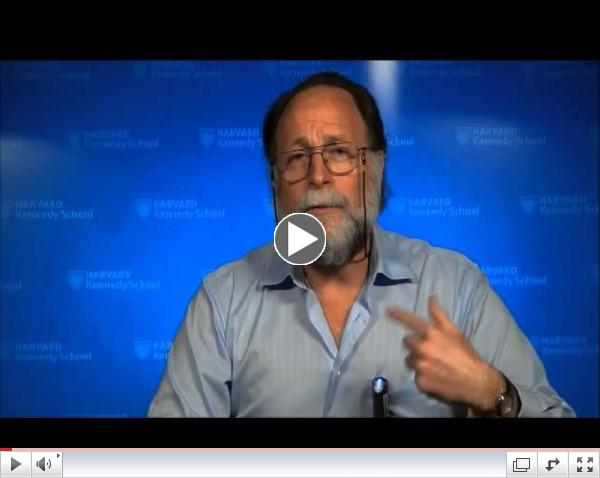 INET 2013: Ricardo Hausmann on Explorations in New Economic Thinking Panel