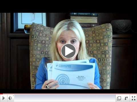 What's Included in Suzie's Virtual DISC Certification Class...