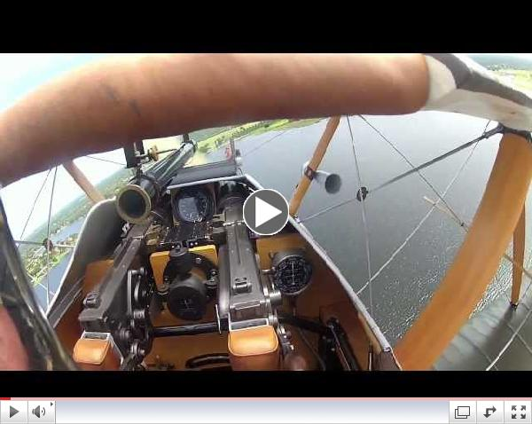 Kermie Cam - Sopwith Snipe - Part 3